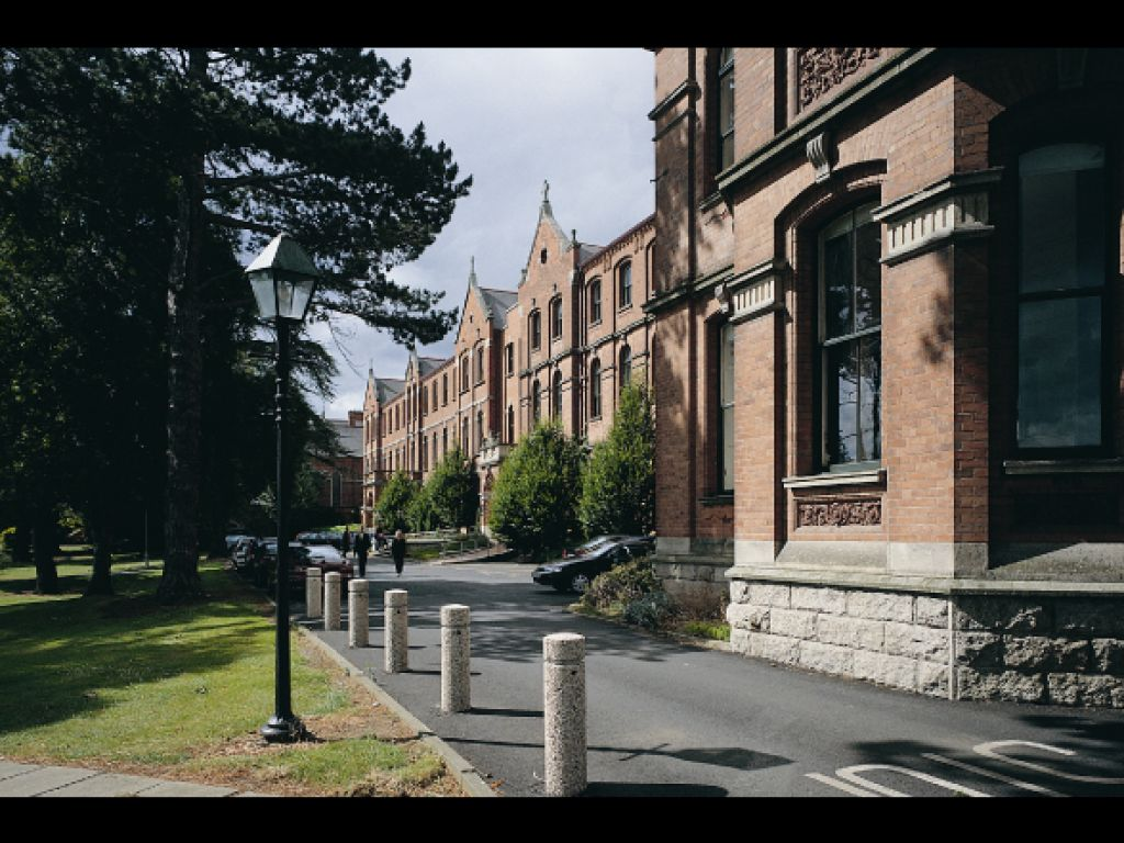 University College Dublin Photo Gallery Smurfit Library exterior