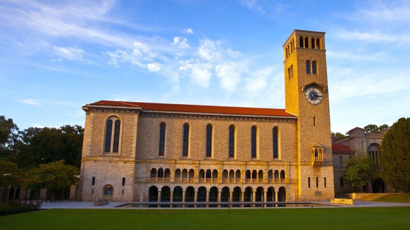 University of Western Australia Campus 3