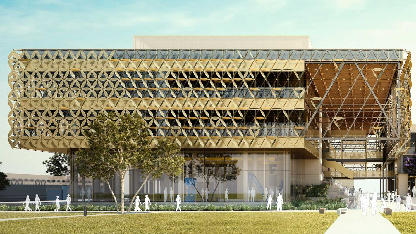 University of Western Australia Campus 2