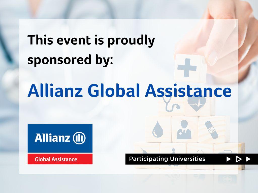 Alianz Event Sponsor