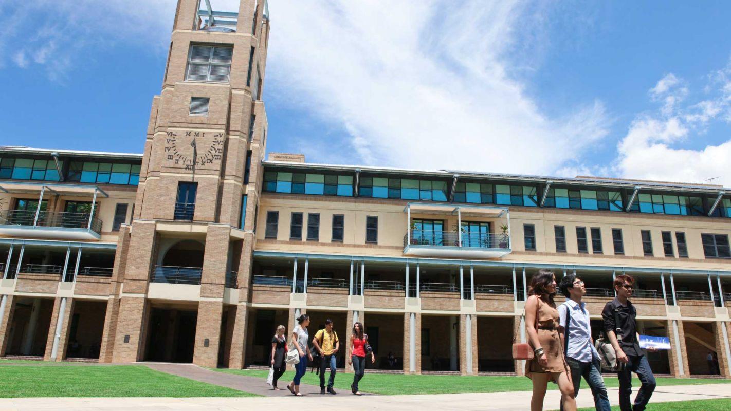 UNSW Campus 5