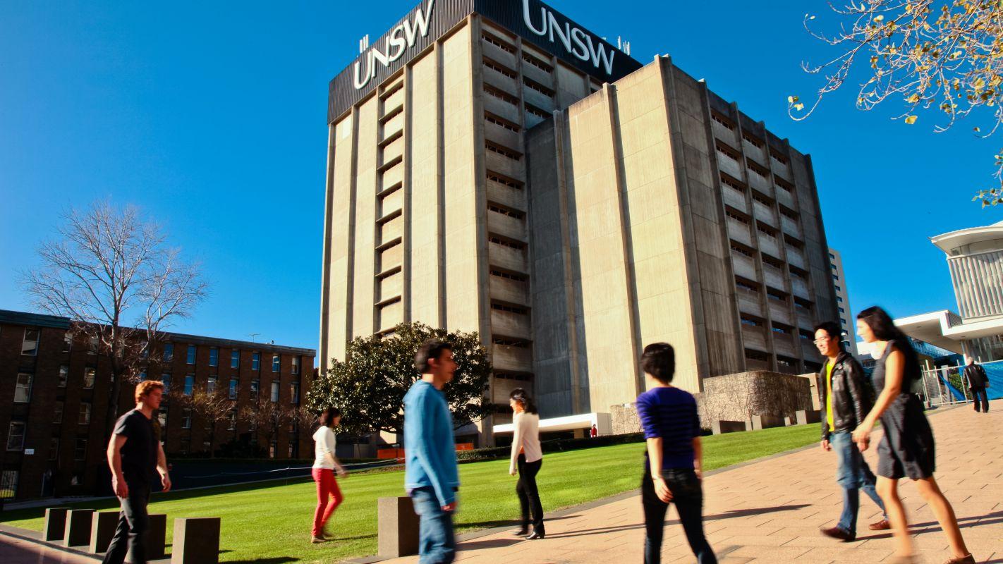 UNSW Campus 2
