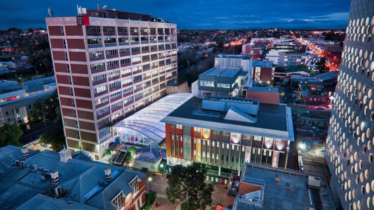 Swinburne University of Technology Campus 1