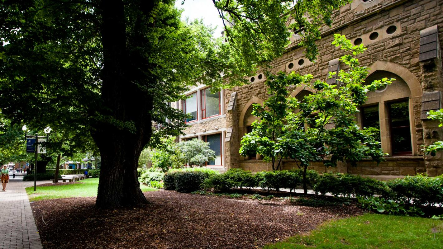 The University of Melbourne Main Campus