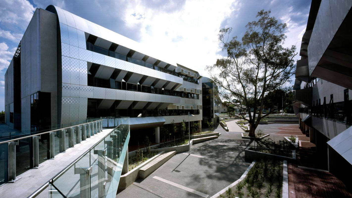 Deakin University Campus 5