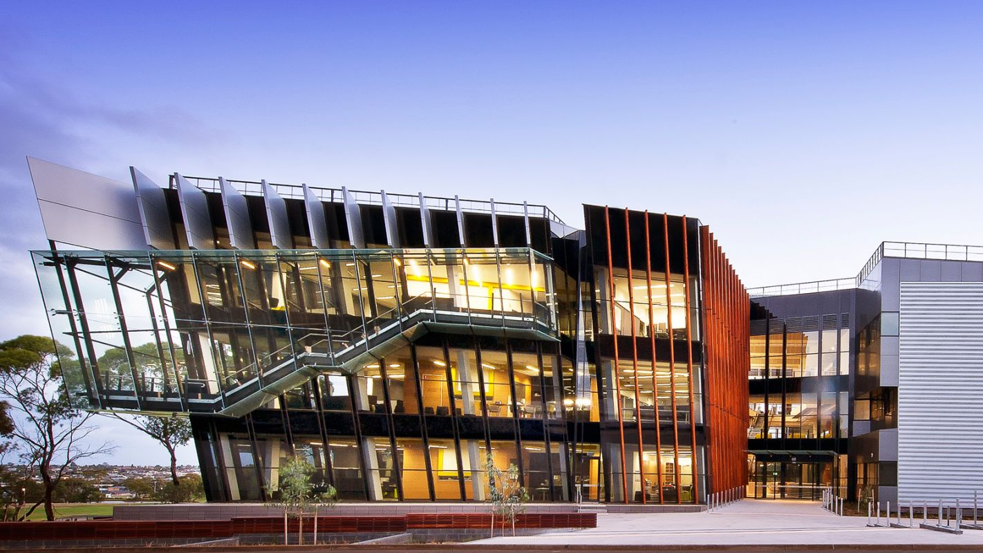 Deakin University Campus 4