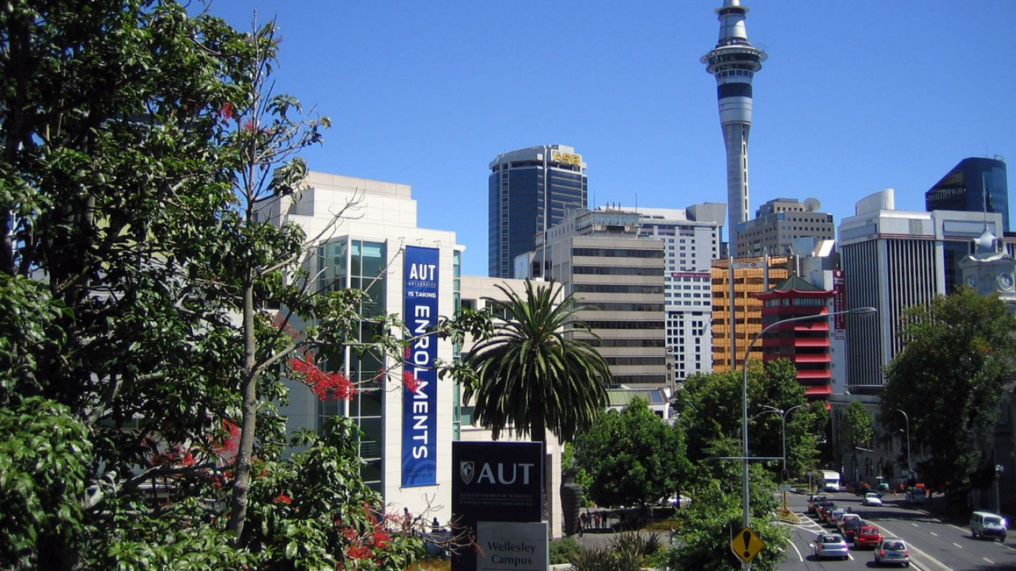 Auckland University of Technology Campus 2