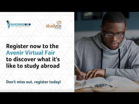 Avenir Virtual Fair - Participating Universities
