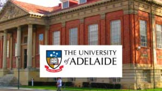 The University of Adelaide - Video tour | StudyCo