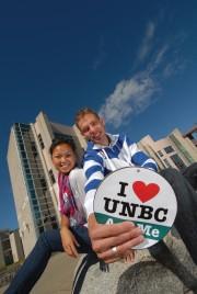 UNBC Students
