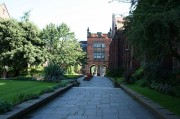 Quadrangle Newcastle University