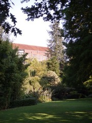 Highfiled Campus Gardens