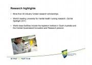 CQUniversity- Presentation 13