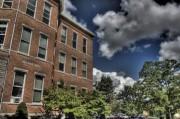 Huntingdon University Becker Hall