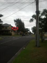 این عکس رو از ایستگاه اتوبوس گرفتم