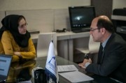 Student Interview with Dr.Kavoos Mohannak