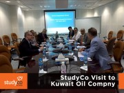 StudyCo Visit to Kuwait Oil Company 7