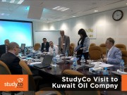 StudyCo Visit to Kuwait Oil Company 6