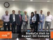 StudyCo Visit to Kuwait Oil Company 5