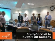 StudyCo Visit to Kuwait Oil Company 4