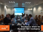 StudyCo Visit to Kuwait Oil Company 2