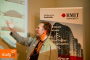 RMIT Campus Tour and Info Session