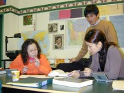 Students at Canada International College