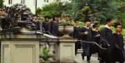 Royal Roads Graduation
