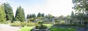 Rose Garden in University of British Columbia