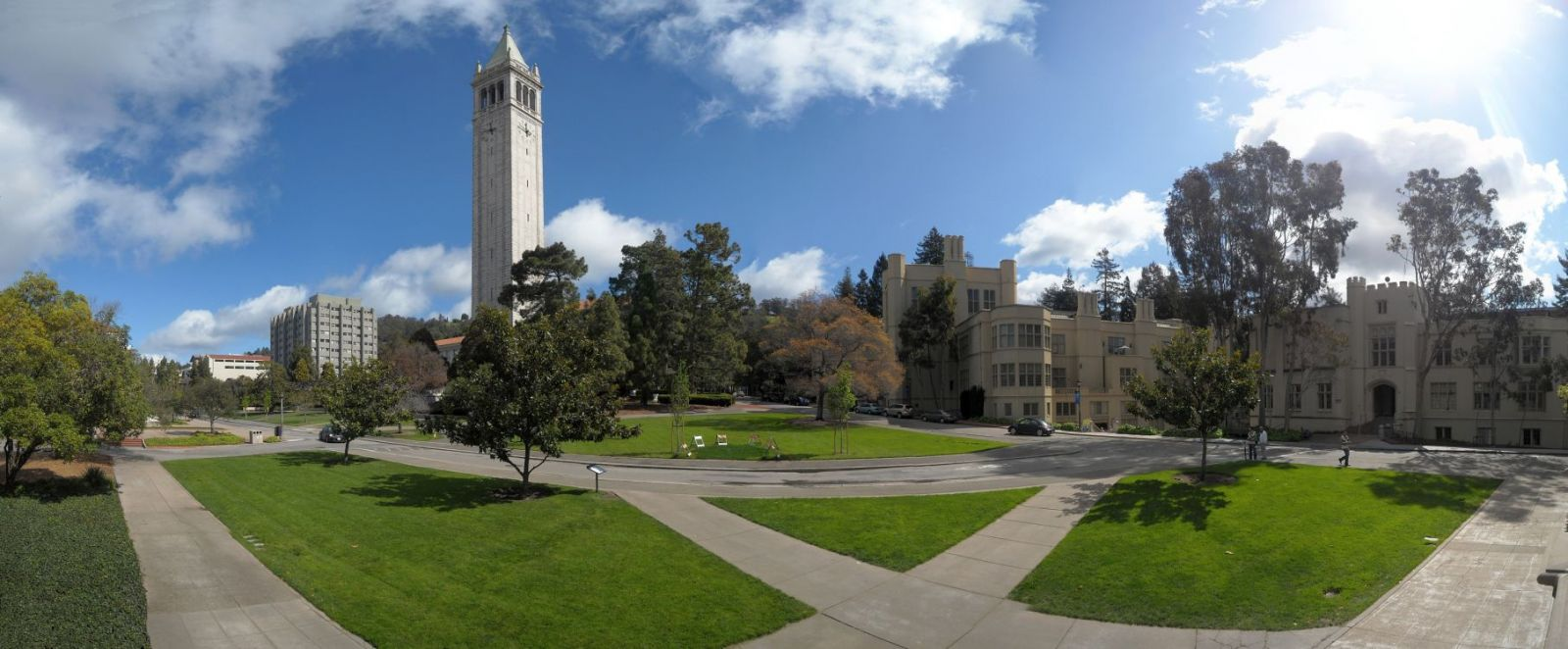 Uc Berkeley Tour Guide Application