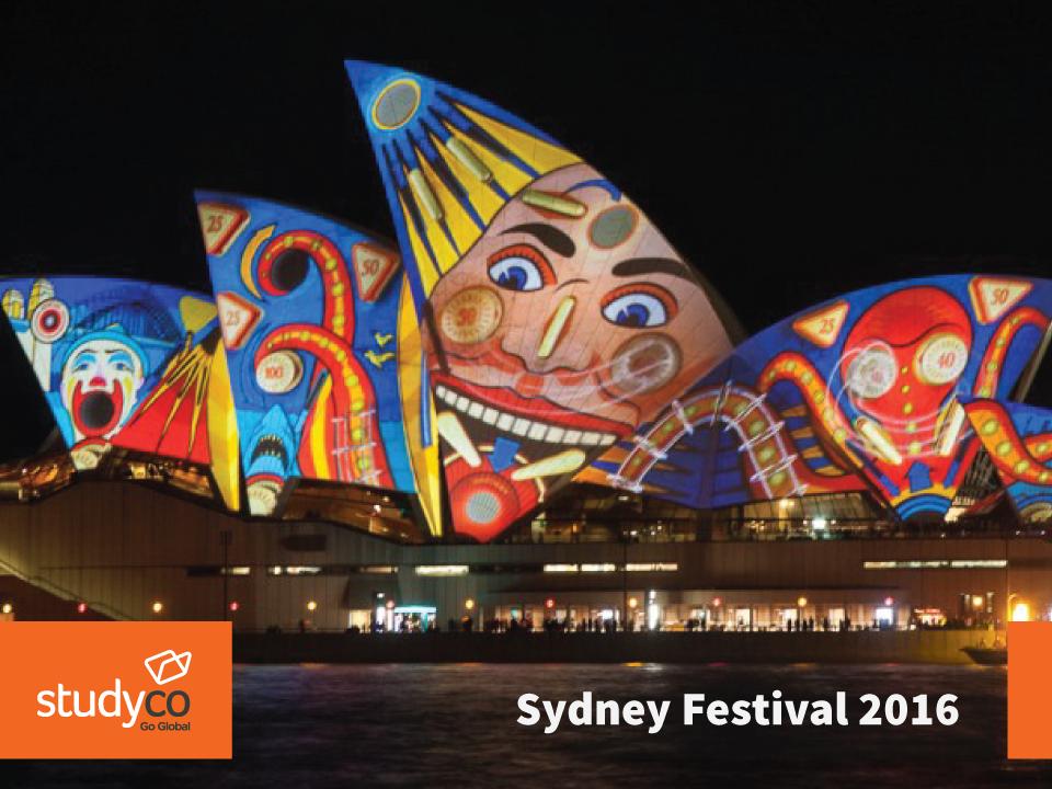 sydney festival 2016 promo code - photo#23